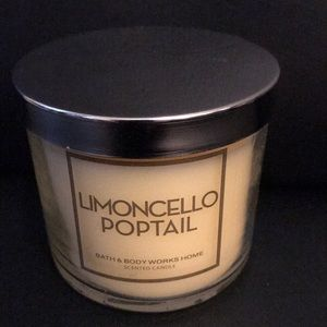 NEW LIMONCELLO POPTAIL 🍋 Bath & Body Works Candle